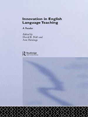 Innovation in English Language Teaching PDF