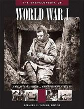 World War I: Encyclopedia, Volume 1