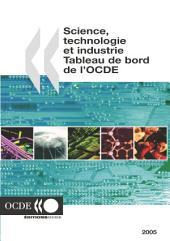 Science, technologie et industrie : tableau de bord de l'OCDE 2005