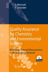 Quality Assurance for Chemistry and Environmental Science PDF