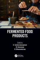 Fermented Food Products PDF