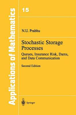Stochastic Storage Processes PDF