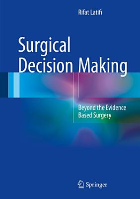 Surgical Decision Making PDF