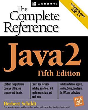 Java 2  The Complete Reference  Fifth Edition PDF