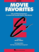 Essential Elements Movie Favorites Book