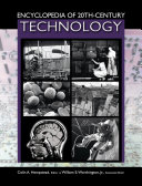 Encyclopedia of 20th-Century Technology