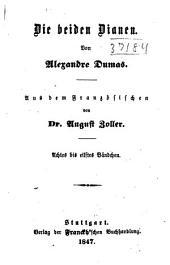 Die beiden Dianen: Band 2