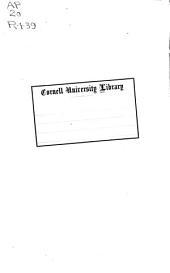 Revue des deux mondes: Volume100