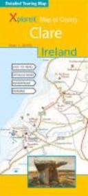 Xploreit Map of County Clare Ireland