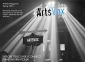 ArtsVox Magazine ePub: Explore / Discover / Connect