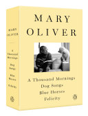 A Mary Oliver Collection