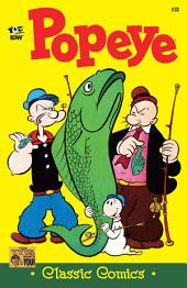Popeye Classics #33