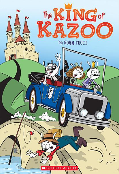 Download The King of Kazoo Book