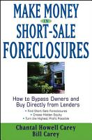 Make Money in Short Sale Foreclosures PDF