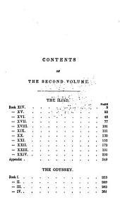 Iliad and Odyssey: Volume 2