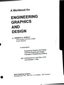A Workbook for Engineering Graphics and Design