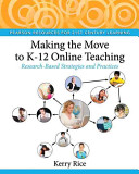 Making the Move to K 12 Online Teaching PDF