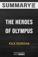 Summary of The Heroes of Olympus Paperback Boxed Set  Trivia Quiz for Fans
