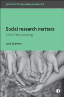 Social Research Matters PDF