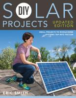 DIY Solar Projects   Updated Edition PDF