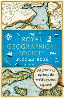 The Royal Geographical Society Puzzle Book PDF