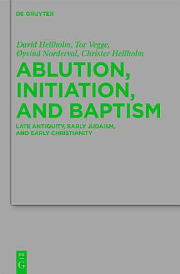 Ablution  Initiation  and Baptism