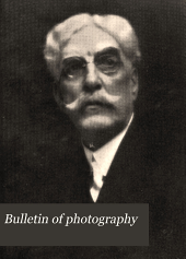 Bulletin of Photography: Volume 17