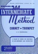 Rubank Intermediate Method - Cornet Or Trumpet