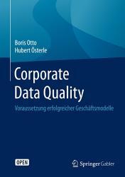 Corporate Data Quality PDF
