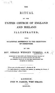 The Ritual of the United Church of England and Ireland Illustrated PDF