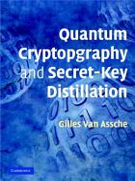 Quantum Cryptography and Secret Key Distillation PDF
