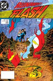 The Flash (1987-) #25