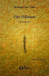 Etty Hillesum: Une lecture juive