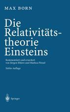 Die Relativit  tstheorie Einsteins PDF