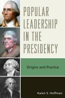 Popular Leadership in the Presidency PDF
