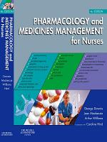 Pharmacology and Medicines Management for Nurses E Book PDF