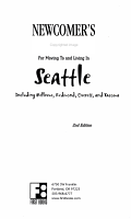 Newcomer s Handbook for Moving to and Living in Seattle Including Bellevue  Redmond  Everett  and Tacoma PDF