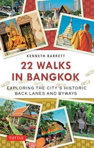 22 Walks in Bangkok Book