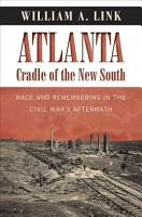Atlanta  Cradle of the New South PDF