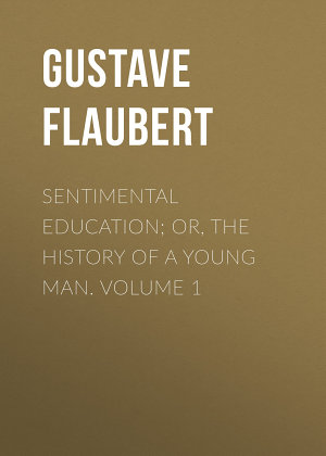 Sentimental Education; Or, The History of a Young Man