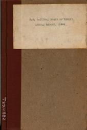 Annual Report of the National Board of Health, 1879-1885: Volume 882