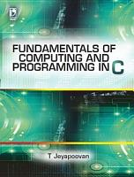 Fundamentals of Computing and Programming in C PDF