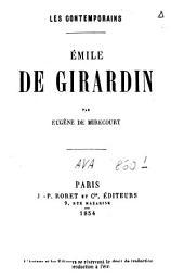 Émile de Girardin