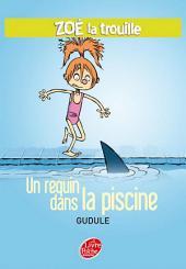 Zoé la trouille 2 - Un requin dans la piscine