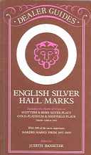 English Silver Hall marks PDF