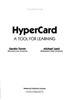 HyperCard PDF