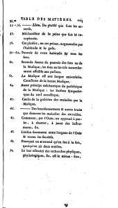 La théorie de l'ouie: supplément a cet article du Traité des sens...