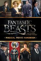 Magical Movie Handbook  Fantastic Beasts and Where to Find Them  PDF