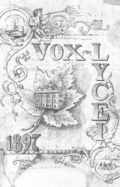 Vox Lycei 1897