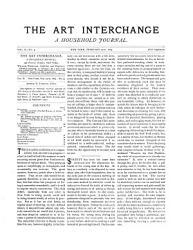 The Art Interchange PDF